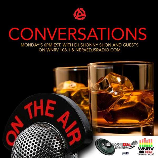 DJ Shonny Shonny Shon Hosts Conversations